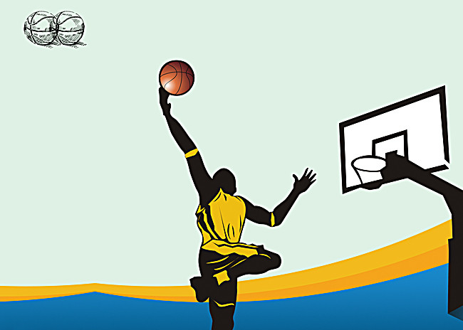 儿童卡通篮球图片 儿童卡通篮球设计素材 红动网图片
