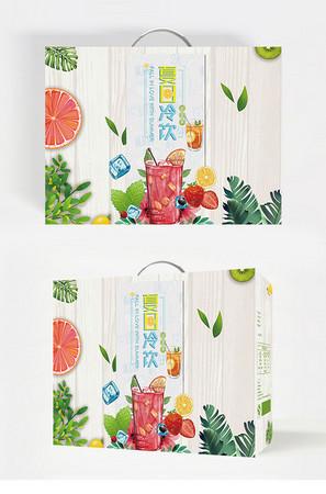 果汁飲品包裝設計