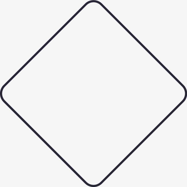 搜图中国 元素 >圆角菱形  【本作品下载内容为: 圆角菱形模板】,其他