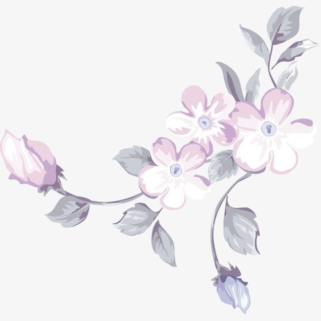 搜图中国提供独家原创手绘 花卉 花朵 装饰花边 唯美 花瓣下载,此素材