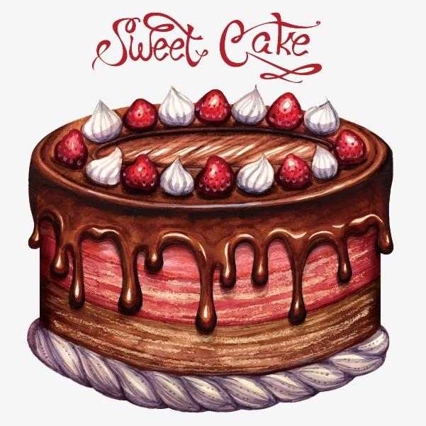 搜图中国提供独家原创卡通矢量蛋糕下载,此素材图片已被下载6次,被