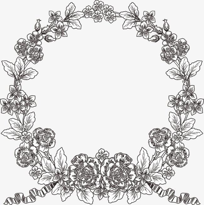 搜图中国提供独家原创欧式复古花纹边框装饰元素下载,此素材图片已被