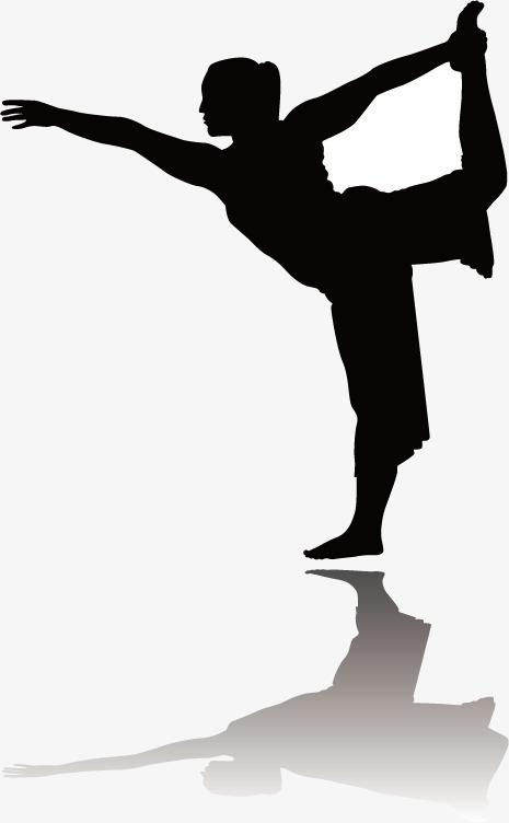 搜图中国提供独家原创瑜伽人物剪影下载,此素材图片已被下载5次,被