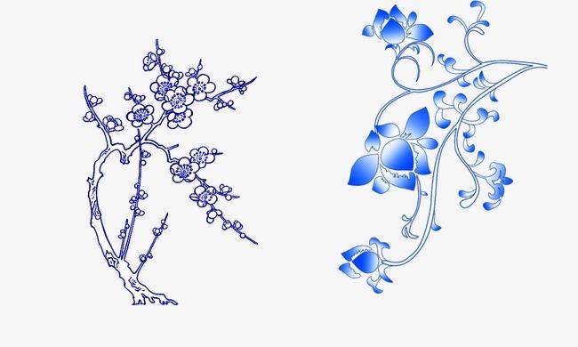 搜图中国提供独家原创青花瓷花纹下载,此素材图片已被下载15次,被收藏