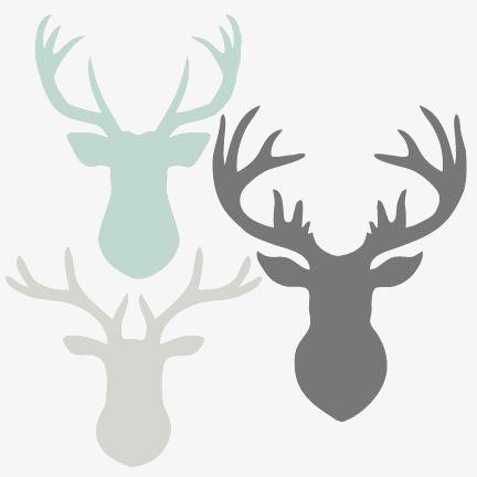 搜图中国 元素 >麋鹿头像  创意头像 麋鹿logo 小鹿logo 麋鹿头 动物