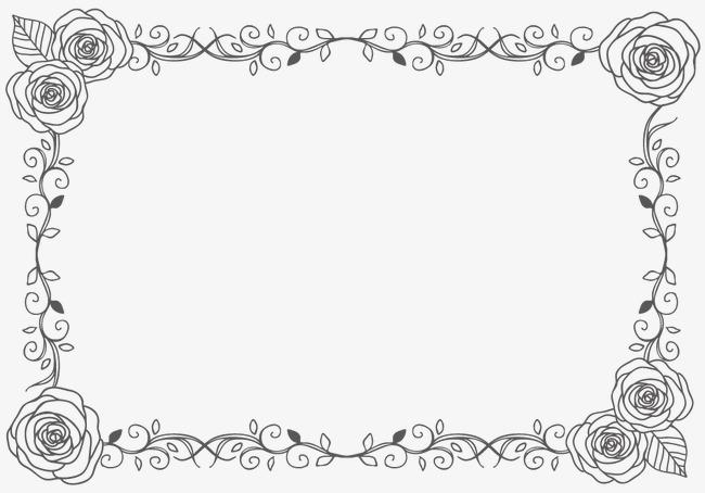 搜图中国提供独家原创边框玫瑰边角相框花纹下载,此素材图片已被下载