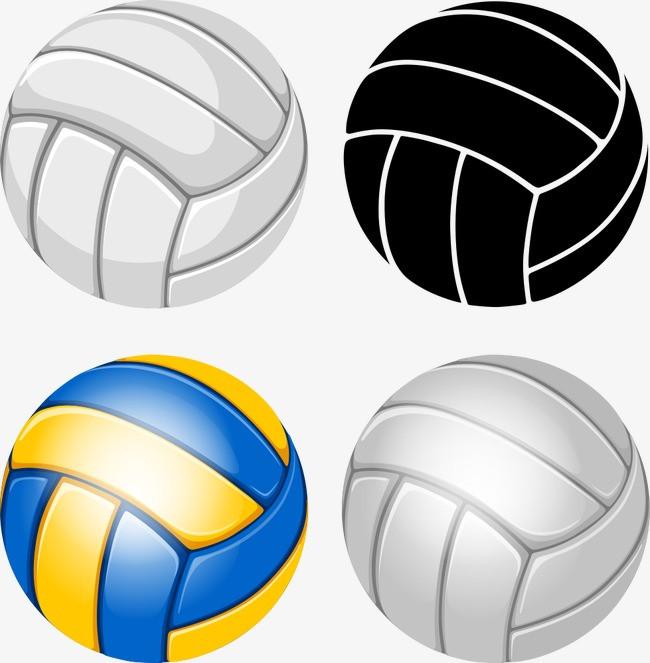 搜图中国 元素 >矢量排球  排球 卡通排球 矢量球类 球类 体育 运动图片