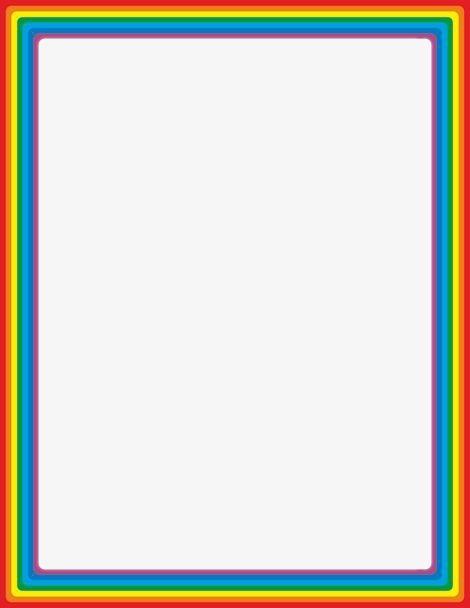 搜图中国 元素 >彩虹条框  边框纹理 彩虹 简约 【本作品下载内容为