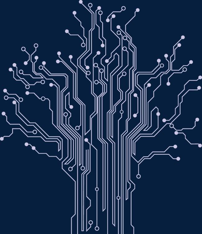 搜图中国提供独家原创矢量科技电路板树下载,此素材图片已被下载72次