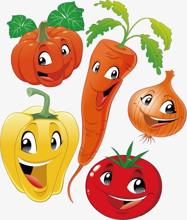 搜图中国提供独家原创卡通蔬菜矢量图下载,此素材图片已被下载5次,被