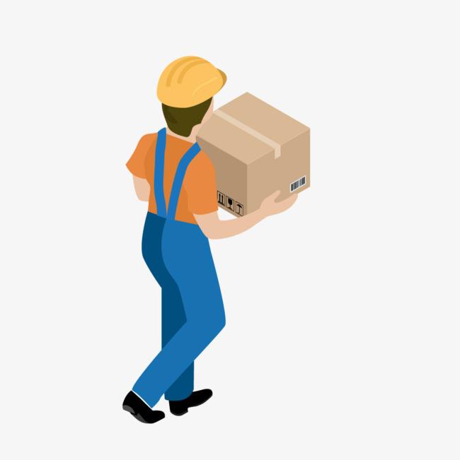搜图中国 元素 >物流搬运工搬运货物  物流 搬运工 搬运 货物 矢量