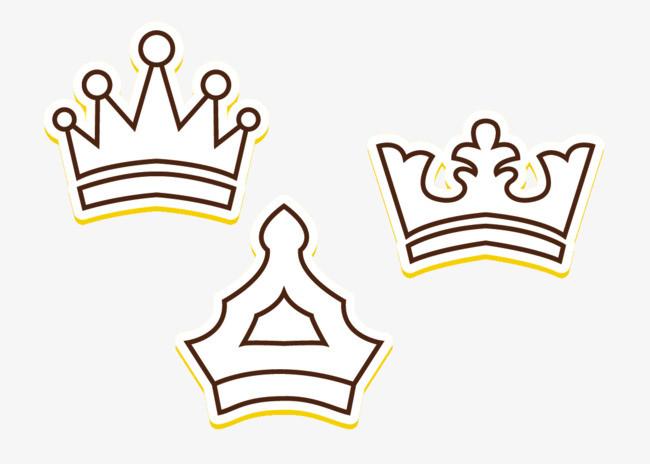 搜图中国提供独家原创白色皇冠简笔画下载,此素材图片已被下载4次,被