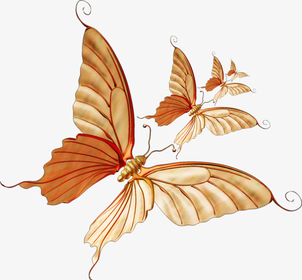 蝴蝶 手绘蝴蝶素材 手绘蝴蝶 蝴蝶图案 秋天蝴蝶素材