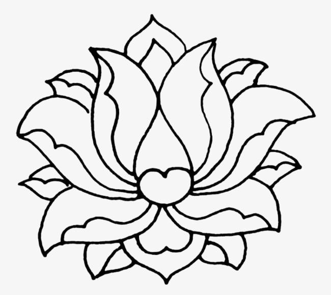 搜图中国提供独家原创手绘莲花下载,此素材图片已被下载5次,被收藏0次