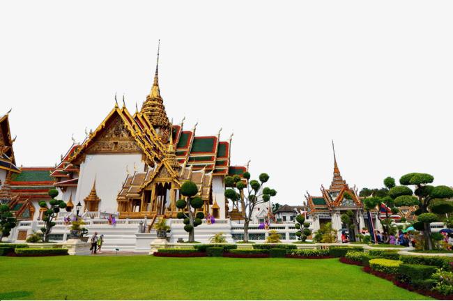 搜图中国 元素 >曼谷大皇宫全景图  风景 名胜古迹 高清图片 地方景点