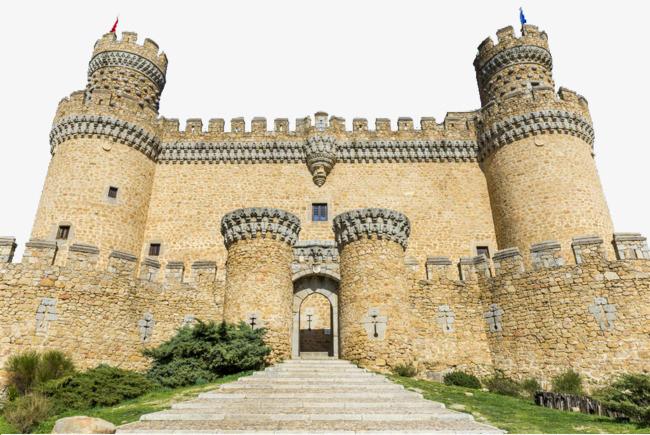 搜图中国提供独家原创雄伟的欧式城堡建筑下载,此素材图片已被下载6次