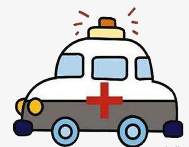 卡通救护车图片免抠png素材免费下载,图片编号2657122