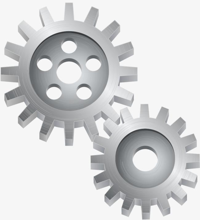 搜图中国 元素 >灰色机械齿轮  灰色 金属质感 齿轮 机械 矢量素材
