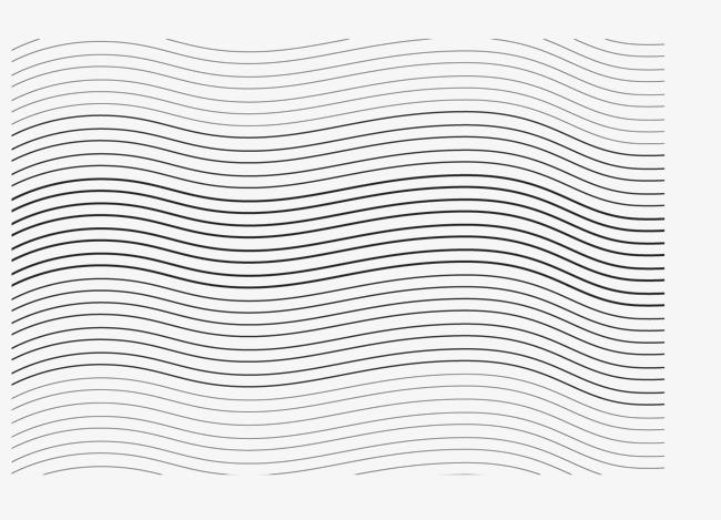搜图中国提供独家原创曲线线条矢量卡通波浪线下载,此素材图片已被