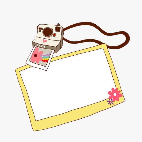 搜图中国 元素 >卡通相机边框  卡通相机 卡通边框 可爱相机   手绘