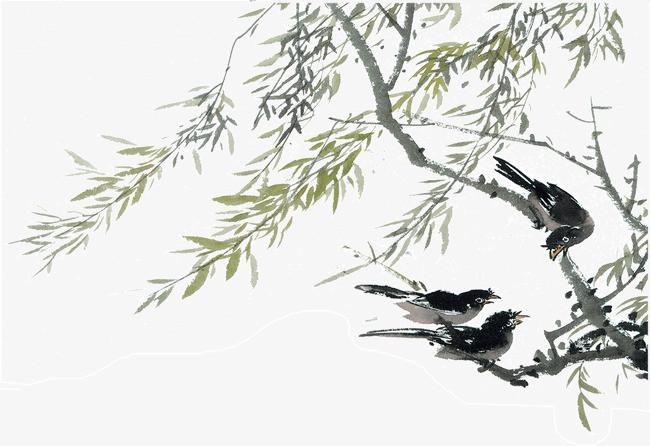 搜图中国提供独家原创水墨画柳树下载,此素材图片已被下载99次,被收藏