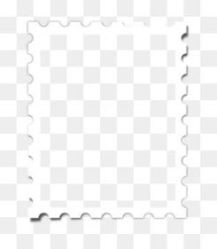 边框剪影相框 白色照片边框