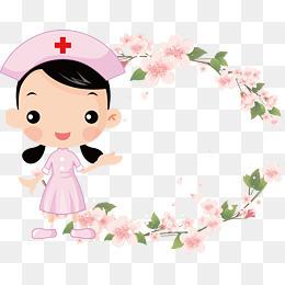 护士护士节花环