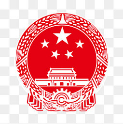 红色中国国徽