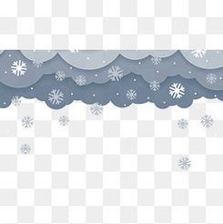 圣誕節平安夜矢量邊框