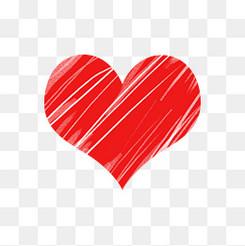 情人节恋爱唯美手绘爱心