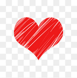 情人節戀愛唯美手繪愛心