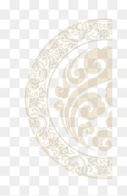 唯美中國風復古花紋底紋