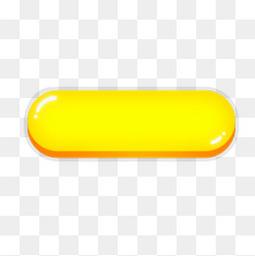 黃色水晶按鈕