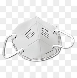 n95口罩矢量图