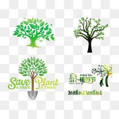 植树节素材